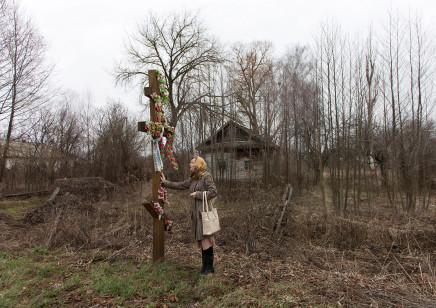 Quintina Valero, Maksimovichy Village, 2016