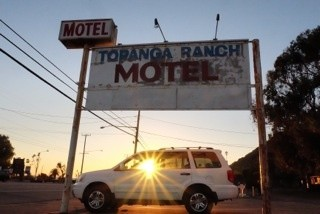 Brad Hobbs, Topanga Ranch Motel, 2015