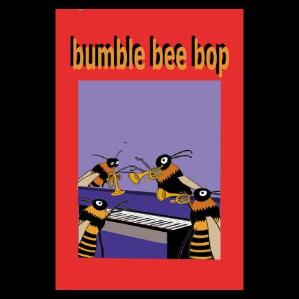 Sylvia Libedinsky, Musical Animals Series - bumble bee bop