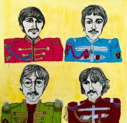 Harriet Riddell, The Beatles, 2016