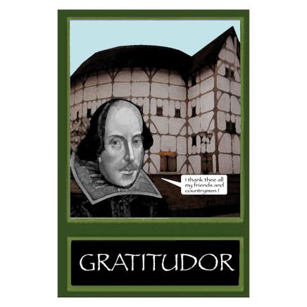 Sylvia Libedinsky, Tudor Series - Gratitudor