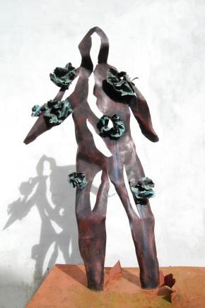 Randy Klein, Cabbage Man, 1995