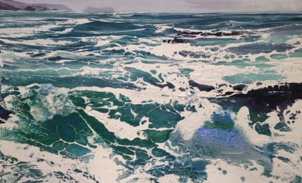Michael Sole, Iona No. 16, 2014