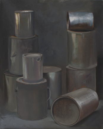 Katya Levental, Cans, 2012