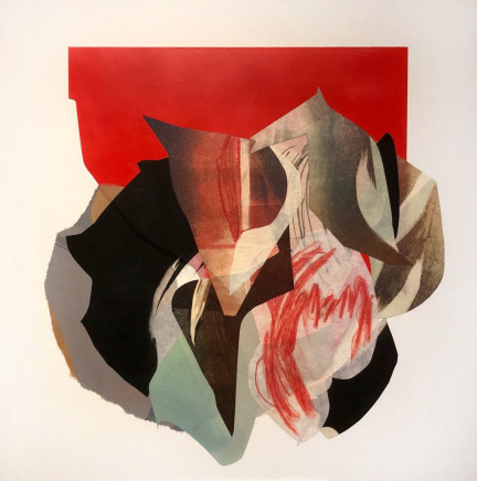 Philippe Lamesch, New Dimensions 7, 2018