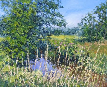 Colin Halliday, Summer Meadow, 2013-14