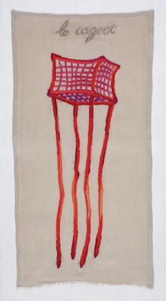 Claudine Roux, Le Cachot, 2013