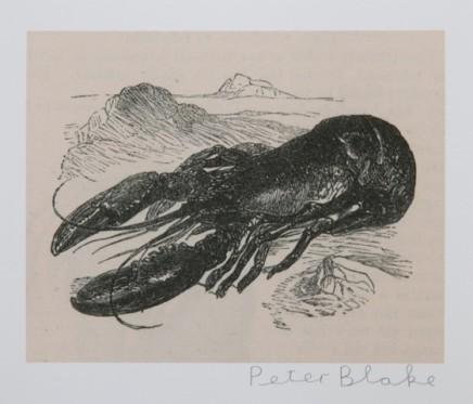 Sir Peter Blake, Lobster Suite, 2016