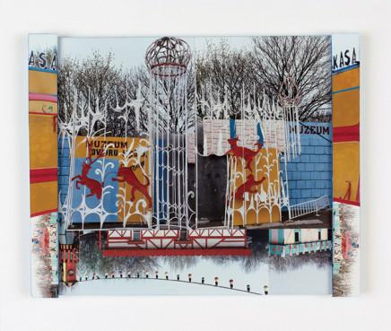 Claudine Roux, The Gates, 2018