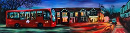 Randy Klein, Night Bus, 2012-13