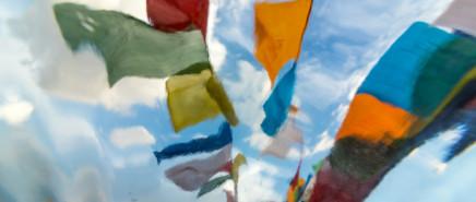 Stephane Cojot-Goldberg, God's Day Off (Kathmandu)