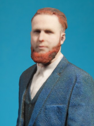 Daniel Warnecke, Van Gogh, 2015