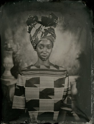 Nicolas Laborie, African Queens Series VI