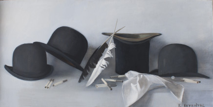 Katya Levental, Black Hats, 2009