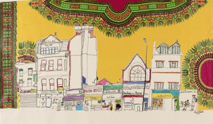 Harriet Riddell, Peckham and Proud, 2017