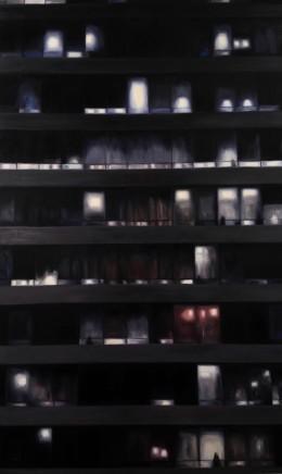 Erin de Burca, Night, 2011