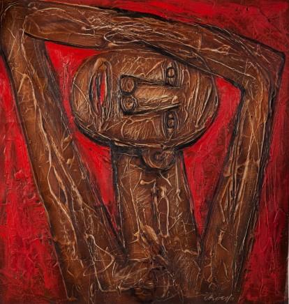 Eduardo Roca Salazar (Choco), Sueño Caribeño / Caribbean Dream, 2011