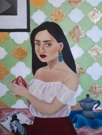 Yasmine Taherbeigi, Untitled, 2016