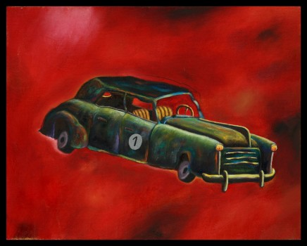 Carlos Cortes, CAR 1: The Boss' Car, 2012