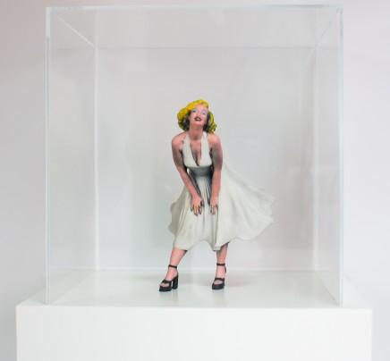 Daniel Warnecke, Marilyn Monroe Pop Art Edition, 2016