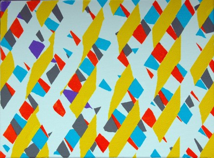 Donald Smith, Colourscape, 2015