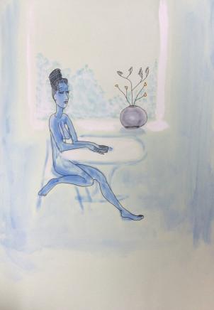 Anna Kazan, Expectation, 2016