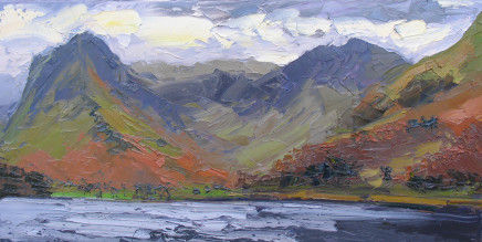 Colin Halliday, Buttermere , 2014