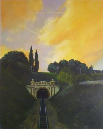 Michael Bishop, Tunnel Vision, Hove
