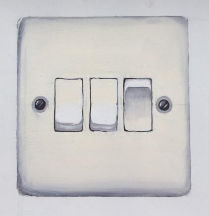 Zsofia Margit - Royal Academy of Arts, Light Switch #1, 2017