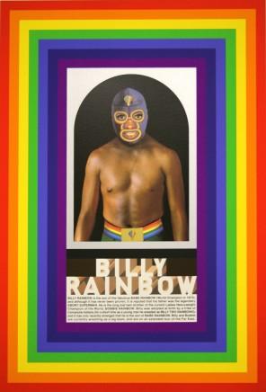 Sir Peter Blake, Billy Rainbow, 2008