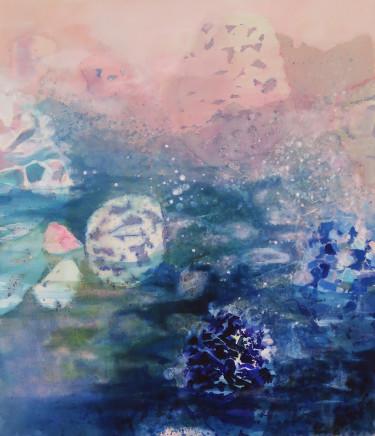 Wiktoria Deero, Water Rocks, 2015