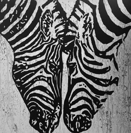 Humphrey Dettmer, Zebras Gaze, 2016