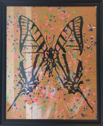 Humphrey Dettmer, Butterfly #1, 2017