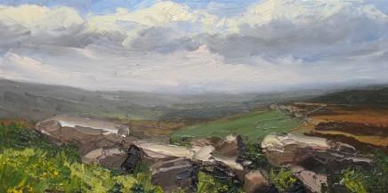Colin Halliday, Stanage Edge, 2013-14