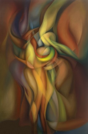 Armando Alemdar Ara, The Embrace, 2014