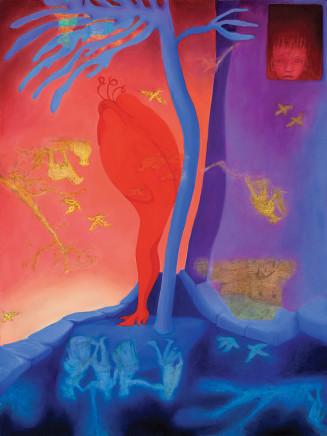 Claudine Roux, L'Absence, 2013