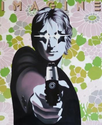 Alain Magallon, Imagine (John Lennon)