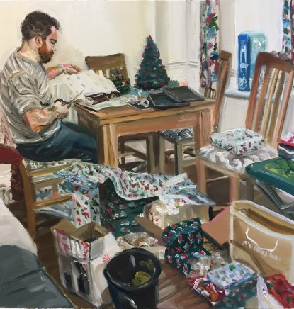 Georgina Lowbridge, Santa's Little Helper, 2018