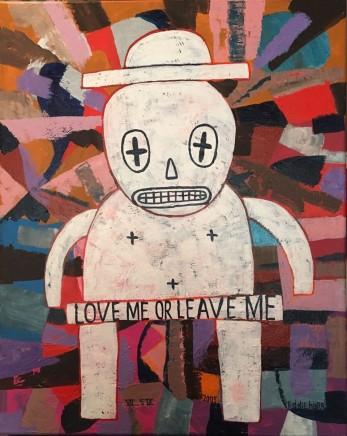 Eddie Hara, Love Me or Leave Me, 2005