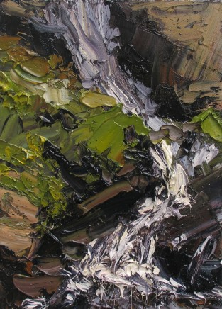 Colin Halliday, Secret Waterfall, 2013-14