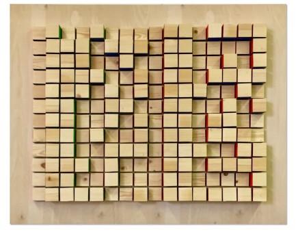Bianca Caloi di Grassi - Camberwell College of Arts, UAL, Binary Emotions in RGB, 2017