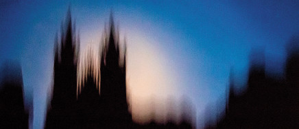 Stephane Cojot-Goldberg, House of Shadows (Prague)