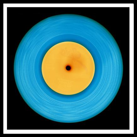 Richard Heeps and Natasha Heidler, 1981 (Blue/Orange), 2014