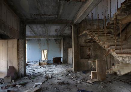 Quintina Valero, Chernobyl's exclusion zone, 2016