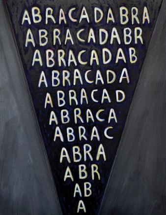 Hervé Constant, Abracadabra, 2017