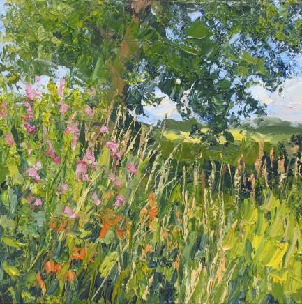 Colin Halliday, Wild Flowers, 2013-14