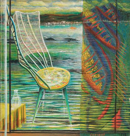 Zbyscek Buday, Love Seat, 1991