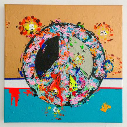 Stefan Goertz, FRIEDE FREUDE EIERKUCHEN (Peace, Joy, Pancake), 2018