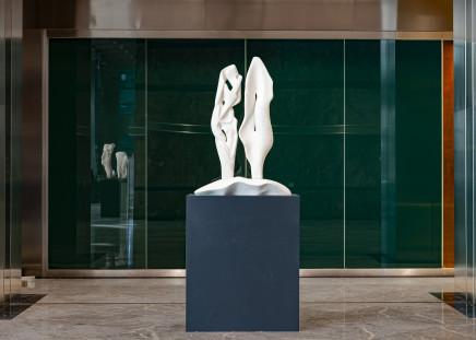 Helaine Blumenfeld, Shadow Figures, 1990
