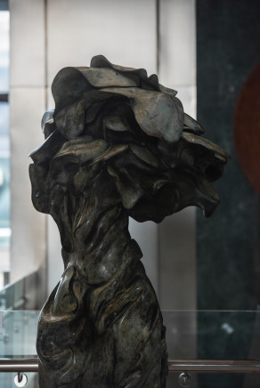Helaine Blumenfeld, Tree of Life: Transformation, 2003. Bronze